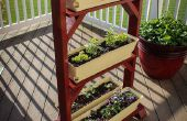 Tuin Plant Stand