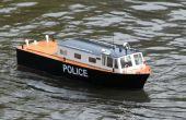 Bouwen van een Model-boot: Telectra