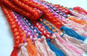 Easy Crochet sjaal (voor Beginners!)
