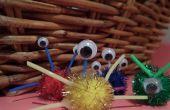 Fantasie poppen voor kinderen