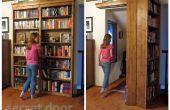 Geheime deur boekenkast