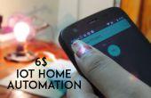 Control Home Appliances met telefoon en Internet van dingen onder de 6 $