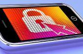 Hoe beveilig uw 6 Inch Smartphone tegen diefstal