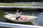 Het bouwen van een boot!