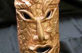 Maskeren Mania ~ hoe maak je een Air droge klei masker