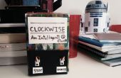 ClockWise - een intelligente wekker aangedreven door Intel Edison