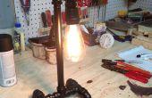 Stoom Punk Pipe Lamp