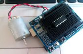 Het gebruik van de L293D Motor Driver - Arduino tutorial Arduino Tutorial