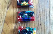 Knex Cassette Transformers instructies