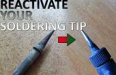 Hoe te repareren uw versleten soldeer tip