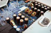 IMac G5 DIY condensatoren herstellen