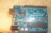Programmering Arduino Bootloader zonder programmeur