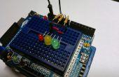 Eenvoudige Arduino verkeerslichten