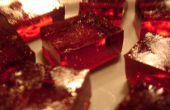 Hoe maak je gummies, makkelijk en heerlijk (tweetalige versie Francais-Engels)