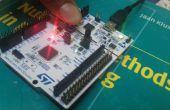 STM32F103 USART transmissie (met behulp van Keil en STMCubeMX)