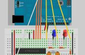 Hoe te programmeren een AVR (arduino) met een ander arduino
