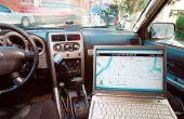 Draai uw LAPTOP in GPS (de EASY WAY)