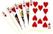 Leren hoe te spelen Poker - Texas Hold 'Em (aka Texas Holdem)