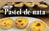 Pastel de nata recept | Portugese vla gebak cup