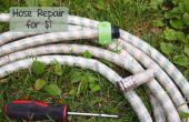 Snelle & gemakkelijk slang repareren voor een Dollar