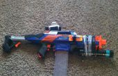 Mijn primaire wapen van Nerf