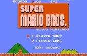Vind het geheim Warp Zones In Super Mario Brothers