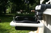 PVC zwembad speelgoed houder