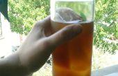 Zuidelijke-stijl zoete thee voor zomer