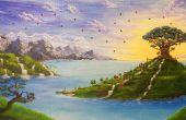 Island City - Sterrennacht
