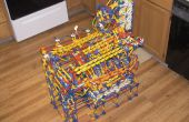 K'Nex Supernova bal machineinstructies
