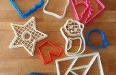 Geavanceerde cookies cutter generator
