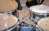 De goedkoopste manier om spelen RockBand met echte Drums