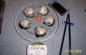Hoe maak je Sushi! Stijl van de Maki (gerold sushi)