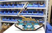 Een nieuwe manier om een aluminiumlegering Robot te maken