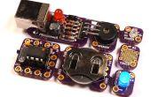 Tacuino: een goedkope, Modulair, Arduino-compatibele onderwijsplatform