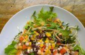 Het gezonde salade-systeem