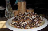 Een Gift van Kerstmis - het beruchte Benson familie zondig Almond Roca recept
