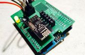 Bouwen van een Arduino-Shield voor de Transceiver nRF24L01 +