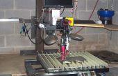 CO2 laser dat plaatwerk snijdt