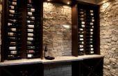 5 eenvoudige en essentiële stappen om uw eigen wijn opslag