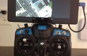 Nexus 7 R/C controle Mount met behulp van overgebleven GoPro Camera Mounts onderdelen