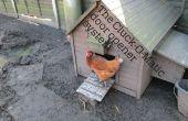 Automatische kip deuropener met PICAXE