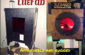 De LiteFab - de betaalbare en robuuste DLP printer voor thuis