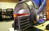 Bounty Hunter helm LEDs