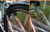 Blinky fiets een verlichtingssysteem voor fietsen