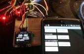 ArduinoBlueTooth (NotSoSmart) horloge