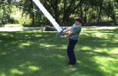 Hoe maak je een eenvoudige en gemakkelijke Buster sword