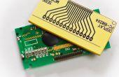 Aangepaste adapter voor kleine connectoren of IC