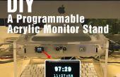 DIY een programmeerbare acryl monitorstandaard
