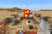 Vuurvliegjes op Minecraft PE